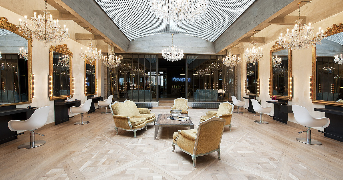 Coiffirst The Most Beautiful Salons For The Most