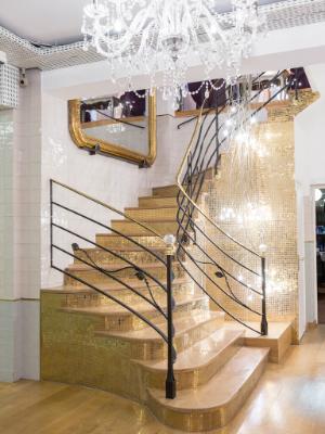 Escalier RDF