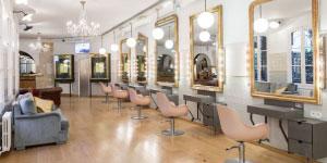 Le salon Coiffirst Saint Germain des Près à Paris